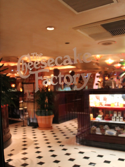 the cheesecake factory 1