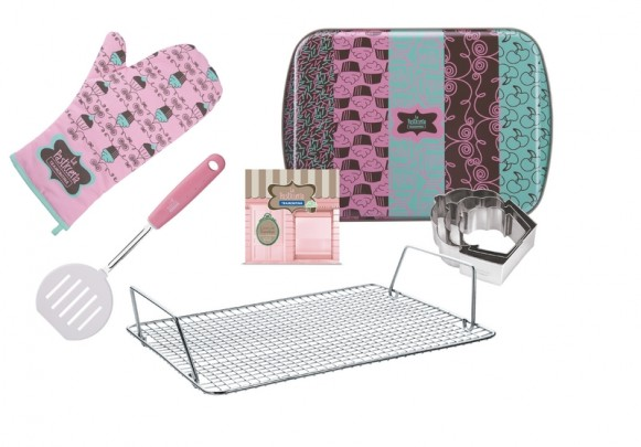 kit para biscoito